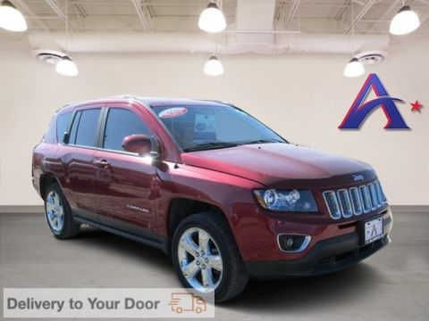 Pre-Owned 2015 Jeep Compass Limited FWD 4D Sport Utility