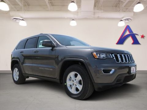 Certified Pre-Owned 2017 Jeep Grand Cherokee Laredo RWD 4D Sport Utility