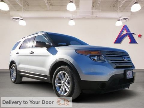Certified Pre-Owned 2015 Ford Explorer Base FWD 4D Sport Utility