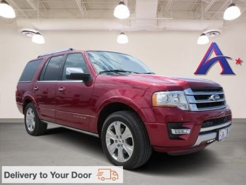 Certified Pre-Owned 2015 Ford Expedition Platinum RWD 4D Sport Utility