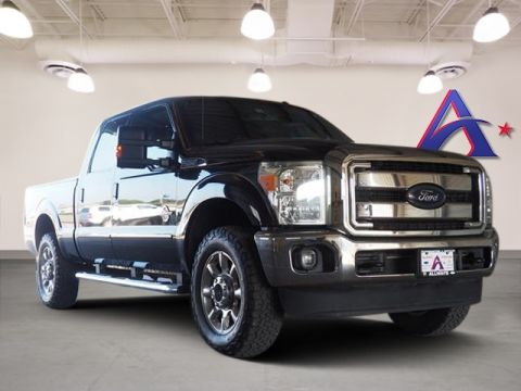 Pre-Owned 2014 Ford F-250SD Lariat 4WD