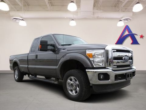 Pre-Owned 2013 Ford F-250SD XLT 4WD
