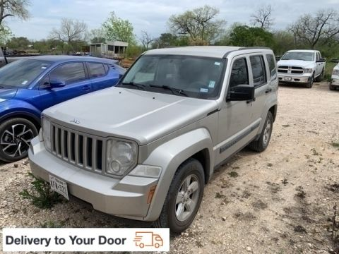 Pre-Owned 2009 Jeep Liberty Sport RWD 4D Sport Utility