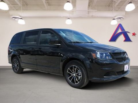 Pre-Owned 2016 Dodge Grand Caravan SE FWD 4D Passenger Van