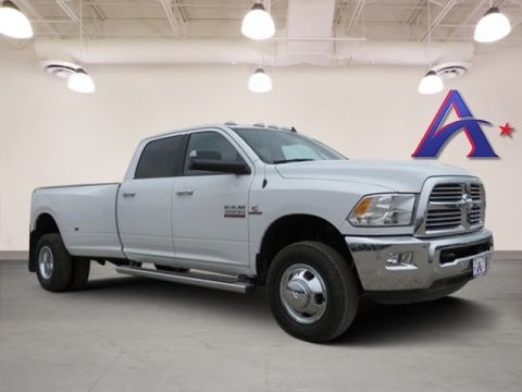 Pre-Owned 2017 Ram 3500 Lone Star 4WD