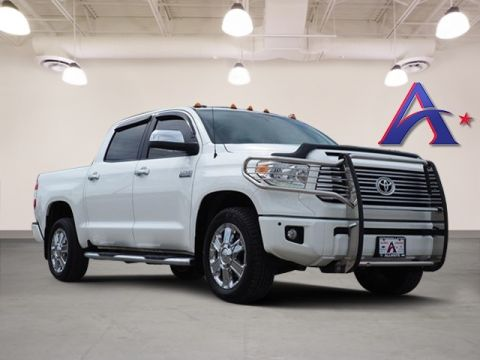 Pre-Owned 2017 Toyota Tundra 1794 RWD 4D CrewMax